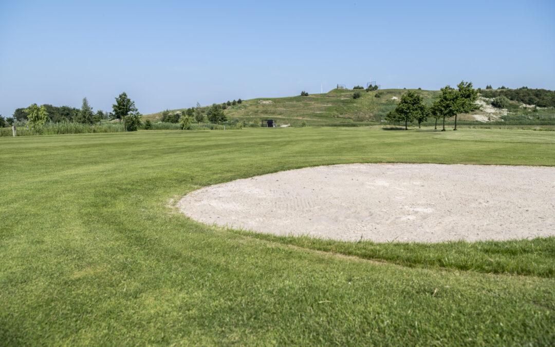De baan in - Golfschool Tespelduyn